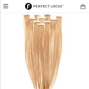 Perfect Locks Honey Blonde Hair Extentions